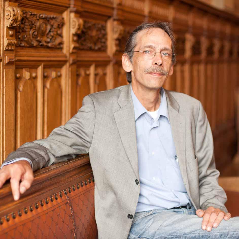 Restaurator Roger Kossann