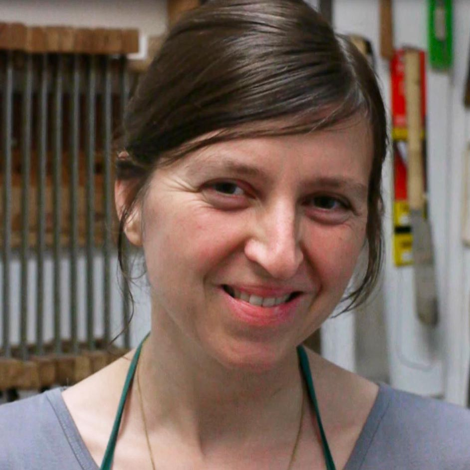 Dipl. Restauratorin Karen Melching