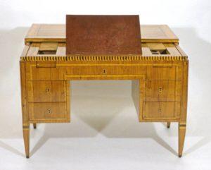 Schreibtisch um 1810 Möbel Restaurator Bremen Lesepult