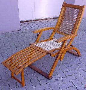 Liegestuhl Deckchair