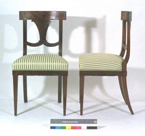 Stuhl Magagoni Biedermeier Norddeutschland Möbel Sitzmöbel