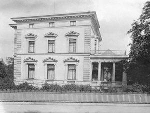 Villa Wolde Osterdeich Bremen