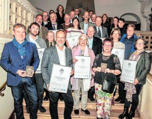 Preisträger Bremer Denkmalpflegepreis 2019 Restaurator Kossann