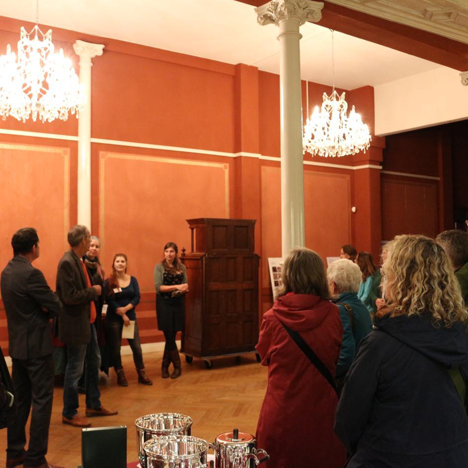 Vortrag Tag der Restaurierung in Bremen