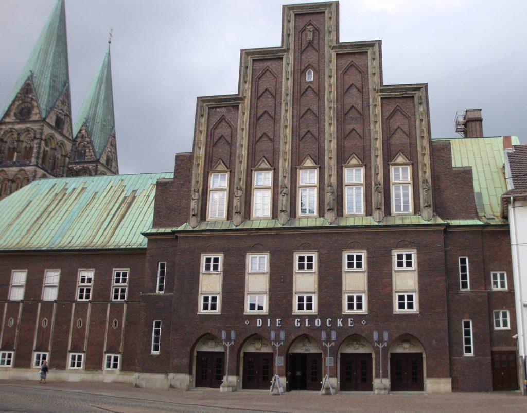 Glocke Konzerthaus Bremen