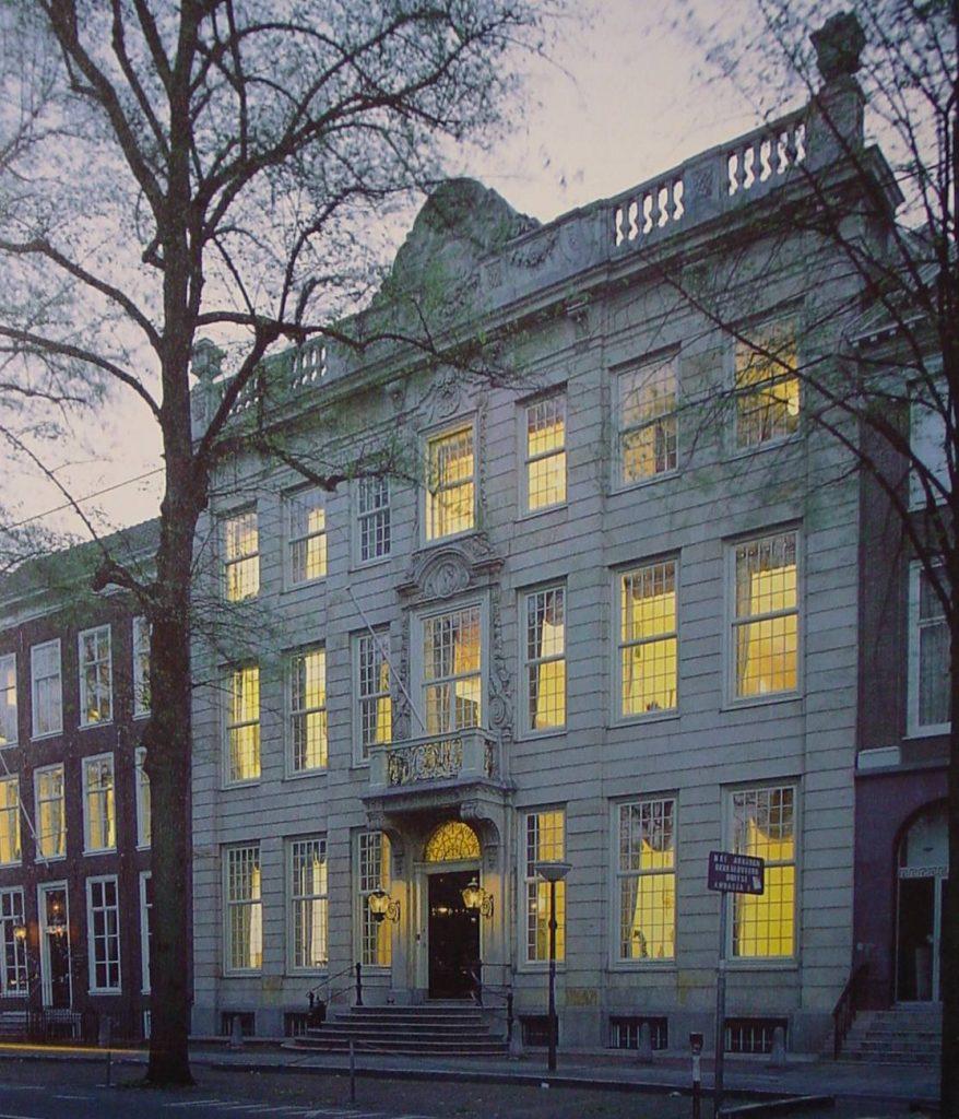 Residenz  Deutsche Botschaft Den Haag Niederland